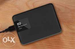 1 TB WD my passport external hard disk/ drive