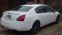 Very clean Nissan Maxima For slae