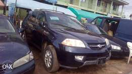 Tokunbo 3 rows ACURA MDX 2005 Model For Sale