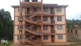 2 bedroomed to let kisii town.