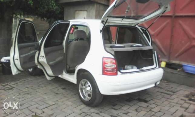 Nissan march on sale Industrial Area - image 1