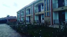 A three bedroom double stored house for rent on kisasi-bukoto road