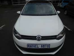 2012 Volkswagen Polo 1.4 Comfortline For R120,000