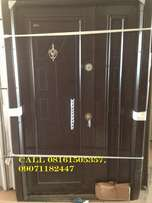 Exclusive quality and affordable turkey standard steel door
