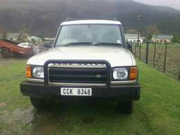 land rover discovery td5 4x4