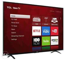 TCL 55 inch Smart TV New