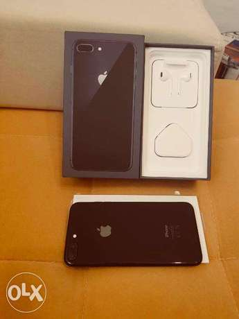Apple IPhone 8 Plus Space Grey 64 GB Brand New Condition