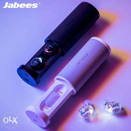 Jabees Wireless earphones Firefly TWS sports Earphone Bass surround Bl الرياض -  3