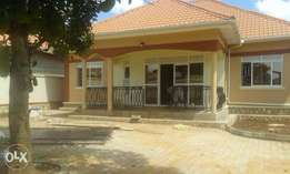 Newly constructed 4 Bedrooms house for sale in Namugongo-Mbalwa