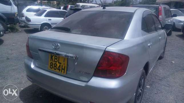 Toyota ALLION for sale Umoja - image 6