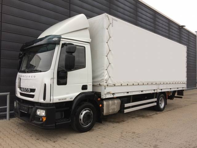 Iveco eurocargo 120e25 / schalter-8 gang euro6 klima - 2015
