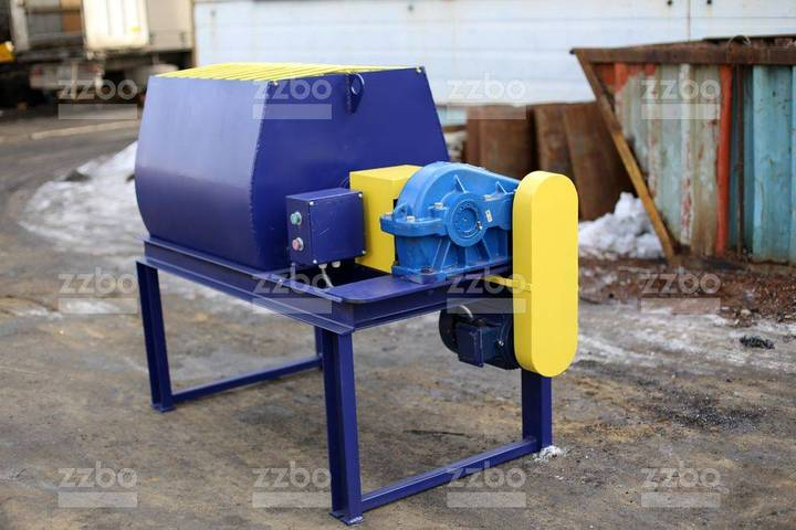 ZZBO Single-shaft Concrete Mixer Bp-1g-300 / Бп-1г-300 - 2019