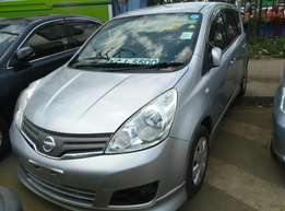 KCJ Honda Fit ,2009 Model,Grey in Colour, Fully Loaded with Alloy rims
