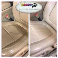 Leather Restoration, repair & Redying