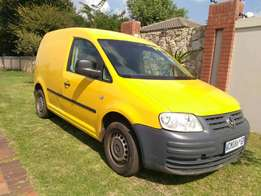 Call Haroon on 2007 Vw Caddy 1.6 Panelvan