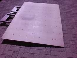 double bed board