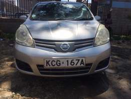 Nissan Note KCG very clean like new just buy and drive