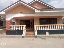 New 3 bedroom bungalow