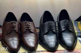 official mens leather shoes
