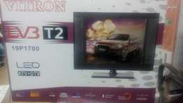"New full hd 19"" Vitron led digital tv in cbd shop"