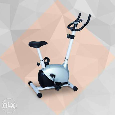 *** upright Bike From Olympia With 8 level Resistance*** Offer