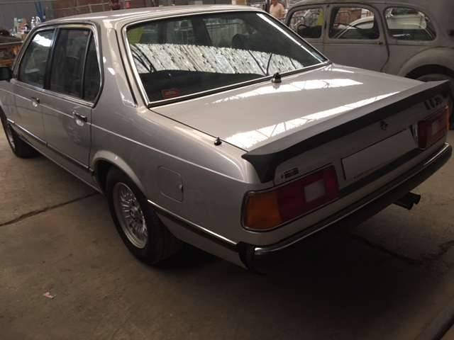 BMW 728 - 1980