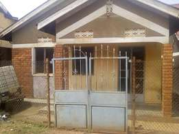 Atwo bedroomed House for rent in Kirinya