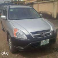 Few Months Nigerian Used Honda CR-V, 2005, Very OK