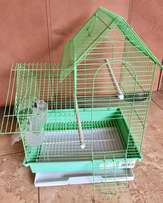 Attractive, as New, Small Bird Cage / House
