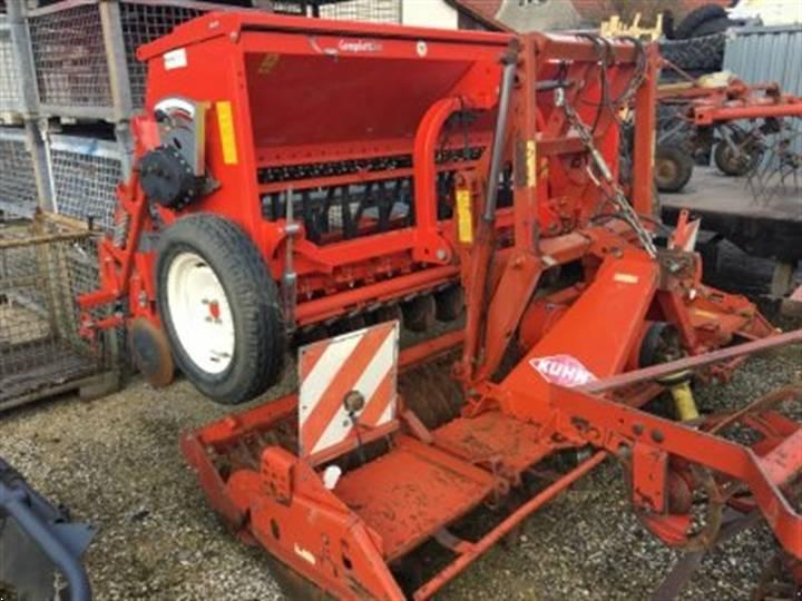 Gaspardo hrb 302 d -  drillmaschine - 1995