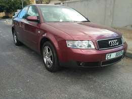 2003 Model Audi A4 2.0 for sale R55000 negotiable