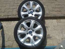 MAGS and Tyres GWM FLORID, 185/65 15RIM tyre R100