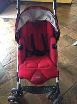 Bebe confort Loola pram and chair
