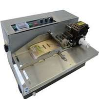 dry ink coding machine