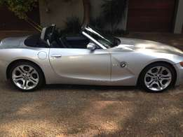 BMW Z4 3.0i steptronic
