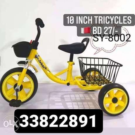 Kids Tricycle & adults Tricycle available