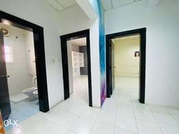 120 sqm 4 ROOM partitioned Office in AL SADD RENT 8,000 QR only