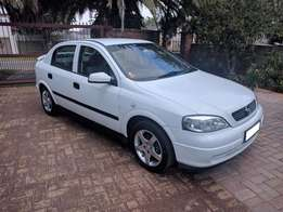 2000 Opel Astra 1.6 CS Hatch For Sale