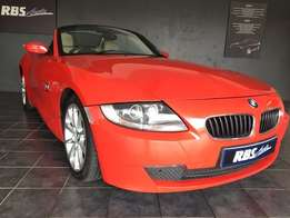 07 BMW Z4 1 lady owner from new. for sale.