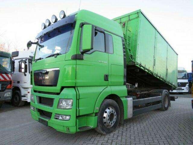 MAN Tg X 18.440 4x2 2 Achs Kipper Heitling - 2009
