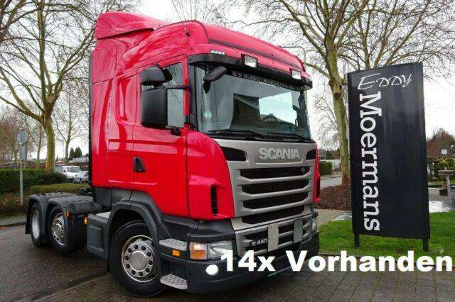 Scania R440 Highline 6x2/4 Twinsteer - 2013