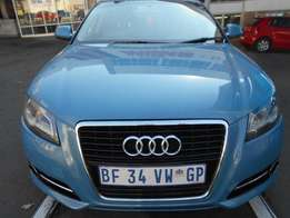 2009 Automatic Audi A3 1.8T Fsi For R120,000