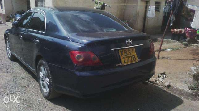 Toyota Mark X, KBS, auto, year 2005, accident free. Parklands - image 2