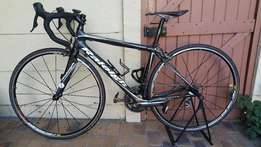 10spd Full Carbon Raleigh RC6000C