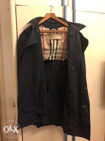 **Original Burberry trench coat