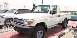 Toyota Land cruiser pick up, hard top diesel, finance terms accepted