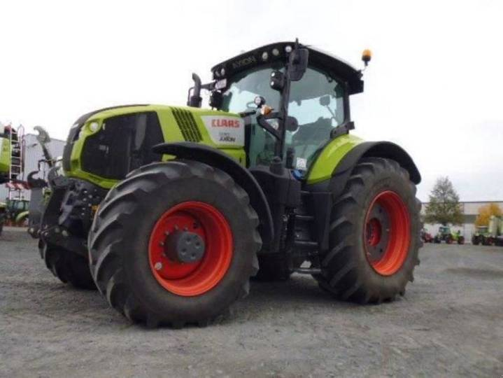 Claas traktor axion 870 cmatic - 2017