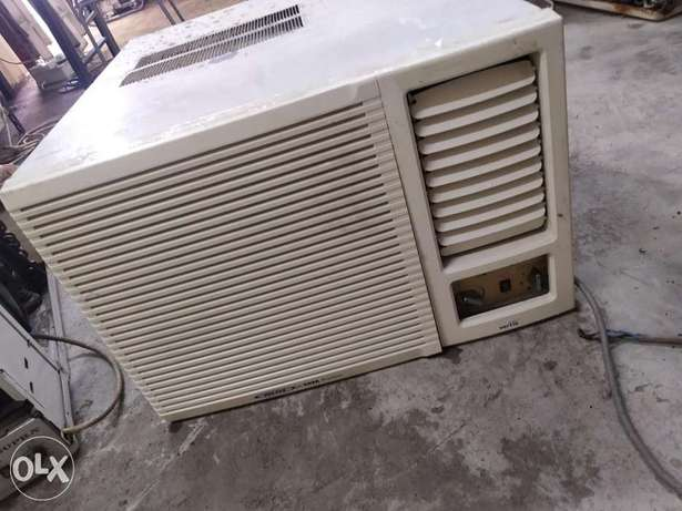 2 ton piston compressor window AC sell with fixing