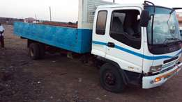 """FRR LORRY EX-COMPANY engine&perfect gear ,diff.Selling """"as it is"""""""