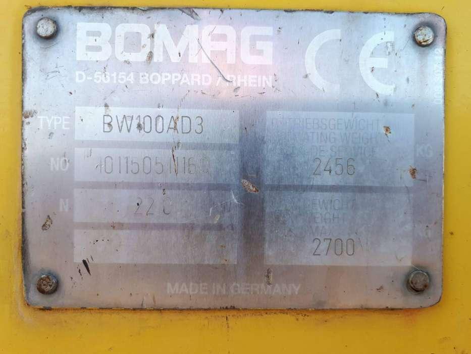 BOMAG Bw100 - 2003 - image 7